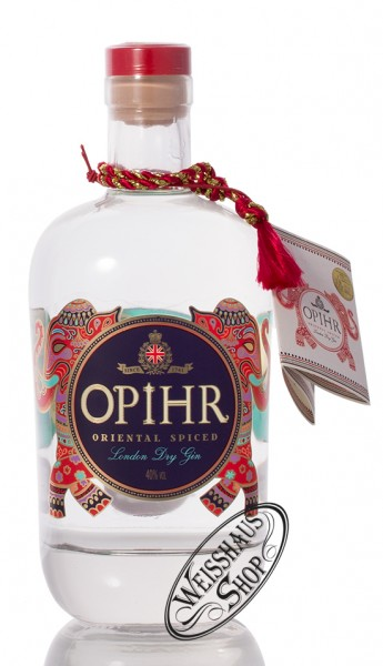 Opihr Oriental Spiced London Dry Gin 42,5% vol. 0,70l