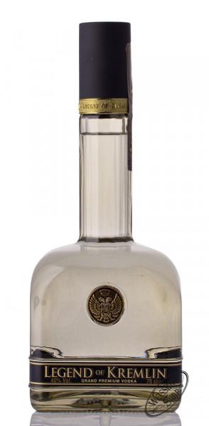 Legend of Kremlin Vodka 40% vol. 0,70l