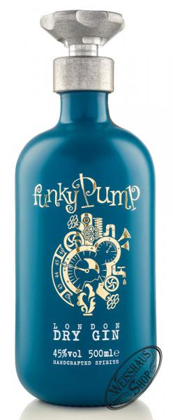 Funky Pump London Dry Gin 45% vol. 0,50l