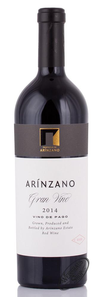 Hacienda de Arinzano Gran Vino Tinto 2014 14% vol. 0,75l