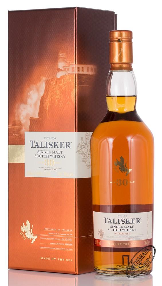 Talisker 30 YO Whisky 45,8% vol. 0,70l