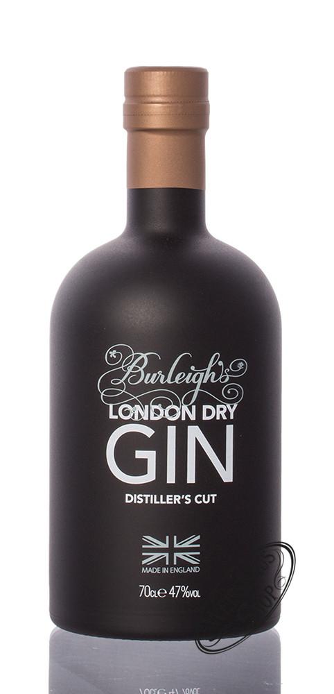 Burleigh's London Dry Gin Distiller's Cut 47% vol. 0,70l