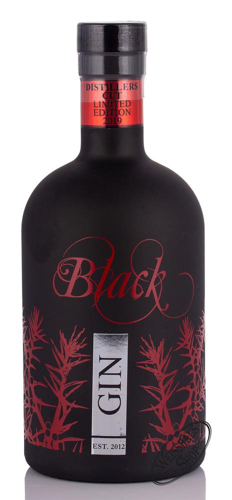 Gansloser Black Gin Distillers Cut 60% vol. 0,70l