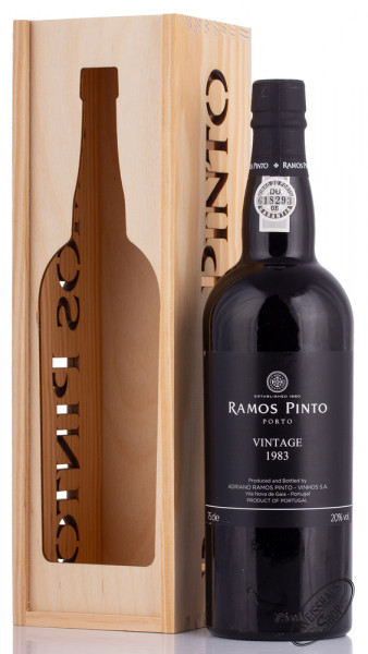 Ramos Pinto Vintage 1983 Port 20% vol. 0,75l