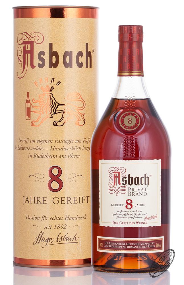 Asbach 8 YO Privatbrand 40% vol. 0,70l