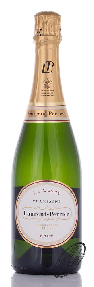 Laurent Perrier Brut Champagner 12% vol. 0,75l
