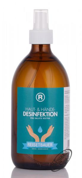 Desinfektionsmittel 81% vol. 0,50l Sprühflasche