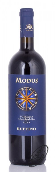 Ruffino Modus Toscana IGT 2015 14,5% vol. 0,75l