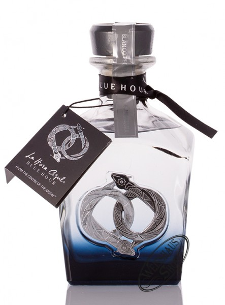 La Hora Azul Blue Hour Tequila Blanco 40% vol. 0,70l