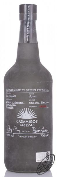 Casamigos Mezcal 40% vol. 0,70l