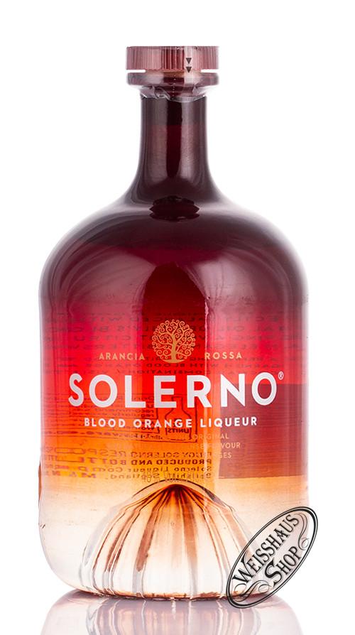 Solerno Blutorangen Lik�r 40% vol. 0,70l