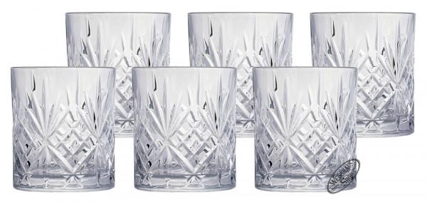 Schott-Zwiesel Show Whisky/Rum Tumbler Set 6 Gläser