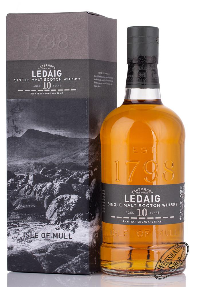 Tobermory Ledaig 10 YO Whisky 46,3% vol. 0,70l