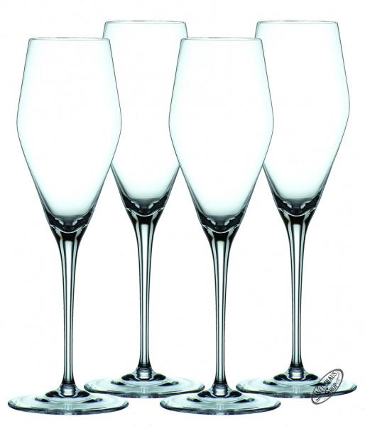 Nachtmann ViNova Champagner Set 4 Gläser