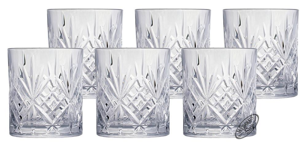 Zwiesel Kristallglas AG Schott-Zwiesel Show Whisky/Rum Tumbler Set 6 Gl�ser