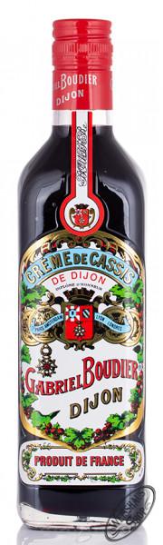 Gabriel Boudier Creme de Cassis de Dijon Liqueur 20% vol. 0,50l