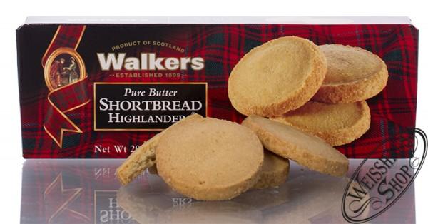 Walkers Shortbread Highlanders 200g