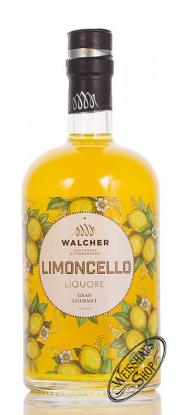 Walcher Limoncello Gran Gourmet 32% vol. 0,70l