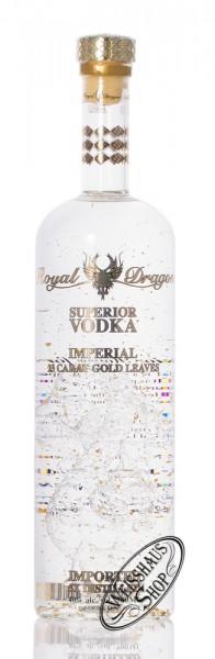 Royal Dragon Superior Vodka Imperial 40% vol. 0,70l