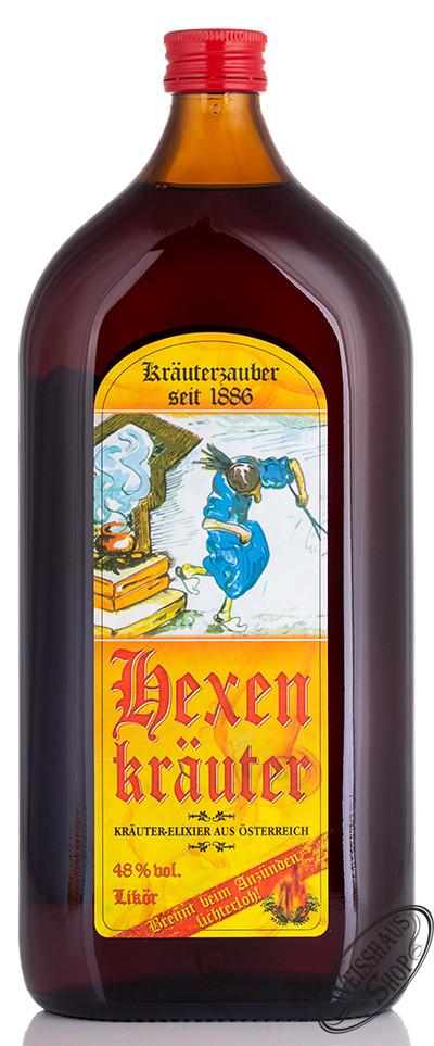 Thomas Prinz Prinz Hexenkr�uter 48% vol. 1,0l