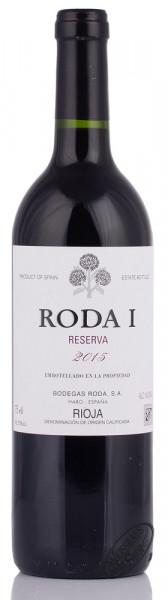 Roda I Reserva Rioja D.O.Ca. 2015 14,5% vol. 0,75l