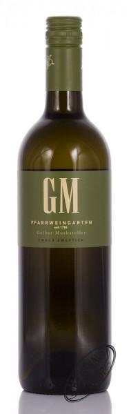 Zweytick Gelber Muskateller Pfarrweingarten 2016 12,5% vol. 0,75l
