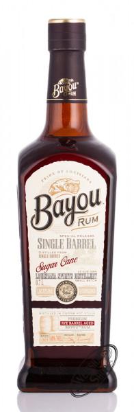 Bayou Rum Single Barrel 40% vol. 0,70l