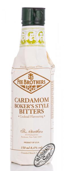 Fee Brothers Cardamom Bitters 8,4% vol. 0,15l