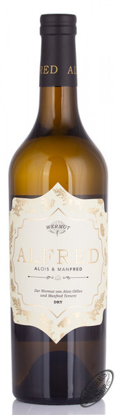 Gölles Alfred Dry Wermut 17% vol. 0,75l