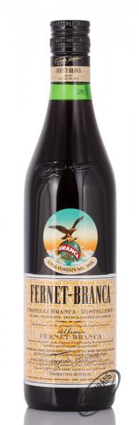 Fernet Branca Halbbitter 39% vol. 0,70l