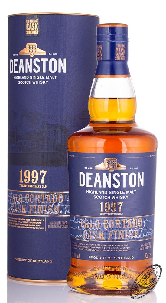 Deanston 1997 Palo Cortado Whisky 51,8% vol. 0,70l