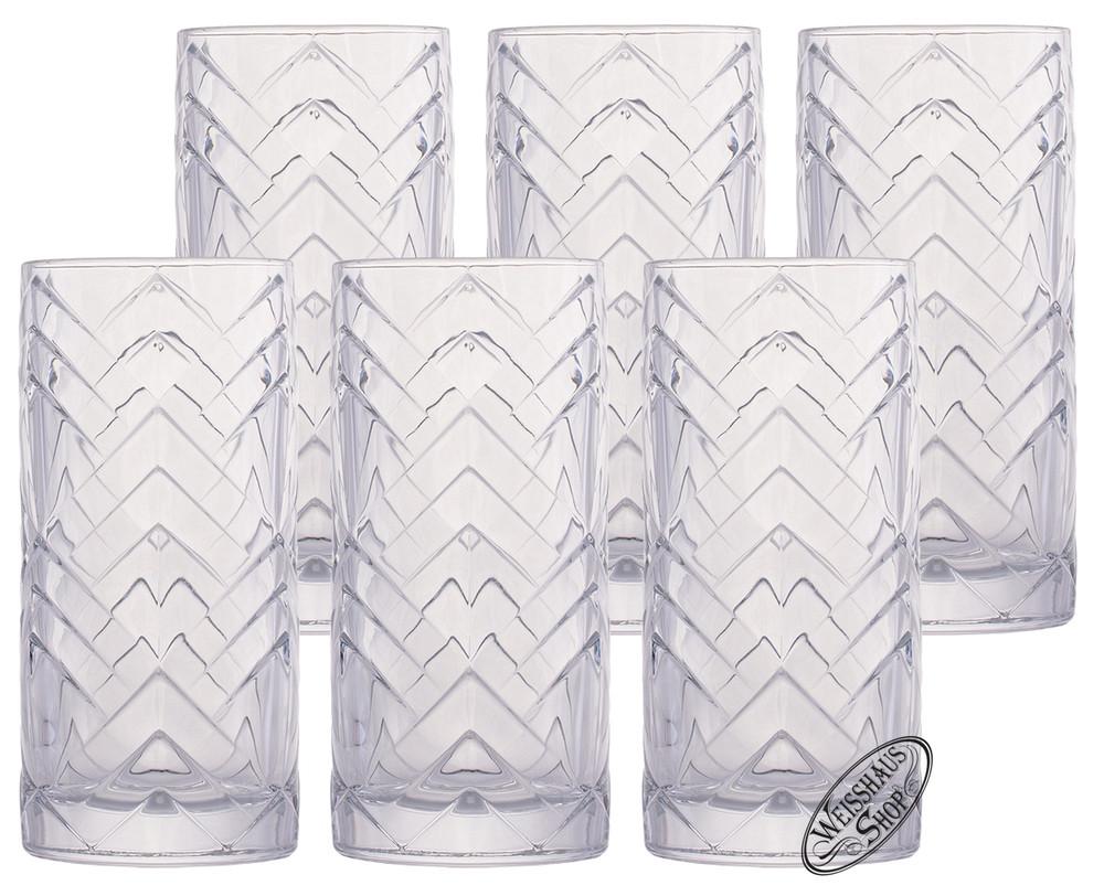 Zwiesel Kristallglas AG Schott-Zwiesel Fascination Longdrink Set 6 Gl�ser