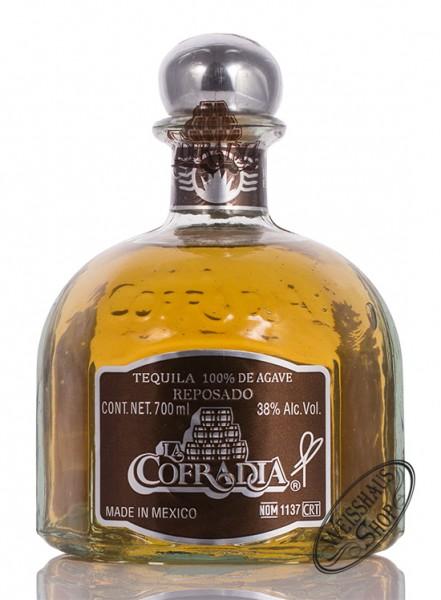 La Cofradia Tequila Reposado 38% vol. 0,70l