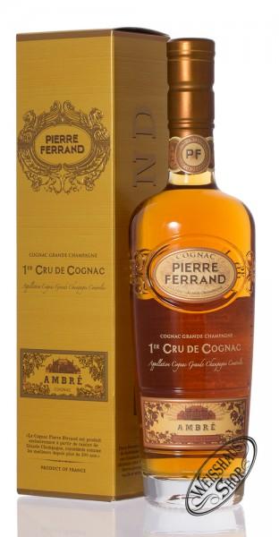Pierre Ferrand Ambre Cognac 40% vol. 0,70l