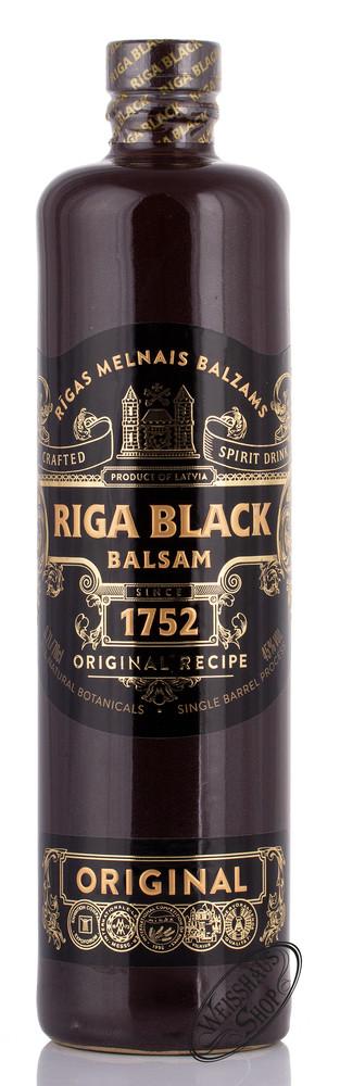 Riga Black Balsam Classic Bitter 45% vol. 0,70l