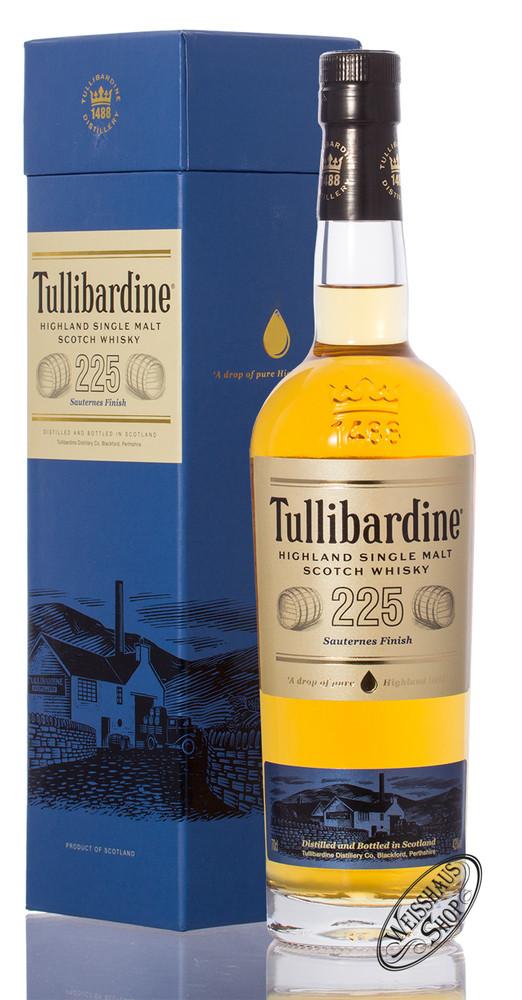 Tullibardine 225 Sauternes Finish Whisky 43% vol. 0,70l