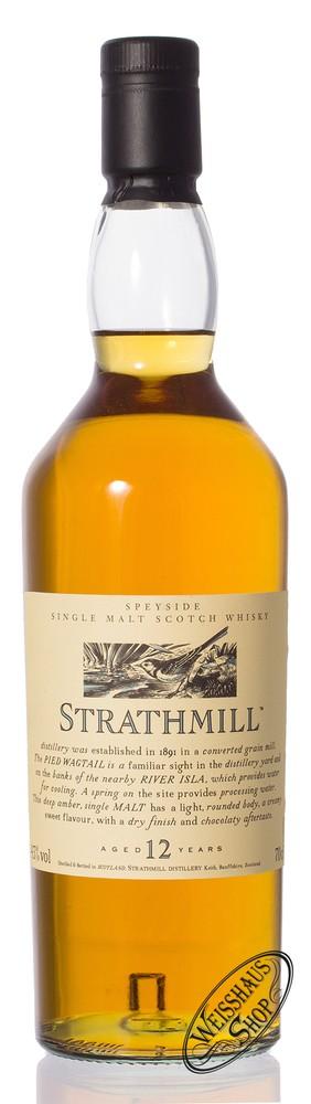 Strathmill 12 YO Flora & Fauna Whisky 43% vol. 0,70l