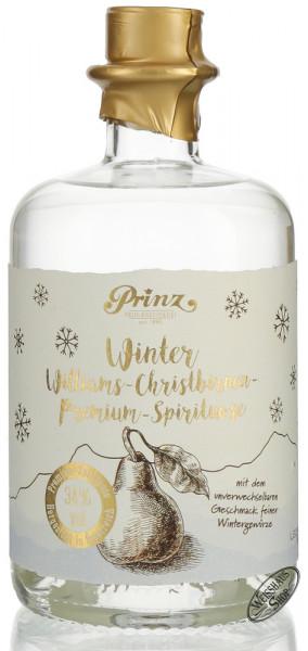 Prinz Winter Williams Christbirnen Premium Spirituose 34% vol. 0,50l