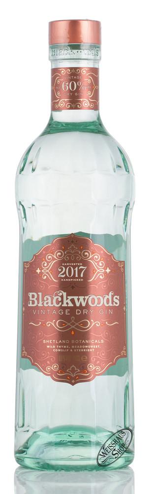 Blackwoods Blackwood's Vintage Dry Gin 60% vol. 0,70l
