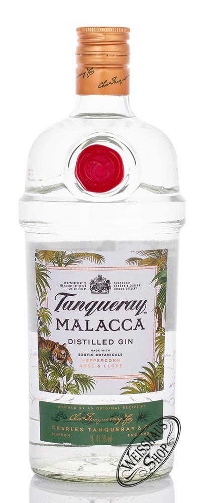 Tanqueray Malacca Gin 41,3% vol. 1,0l