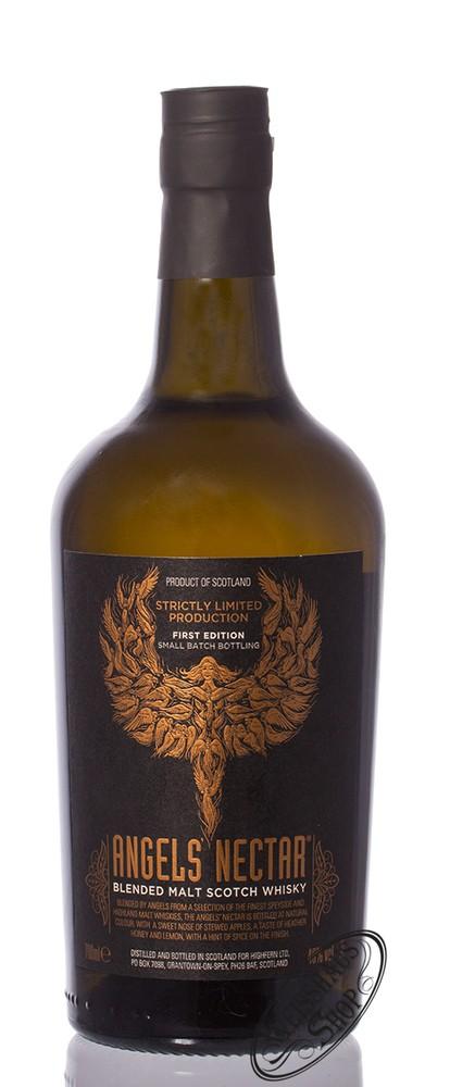 Angel's Nectar Angels Nectar Blended Malt Whisky 40% vol. 0,70l