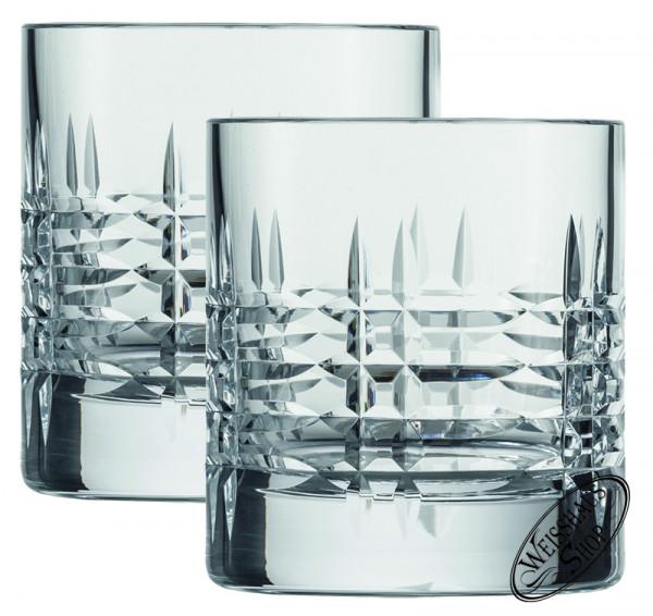 Schott-Zwiesel Basic Bar Classic Old Fashioned Whisky/Rum Tumbler klein Set 2 Gläser