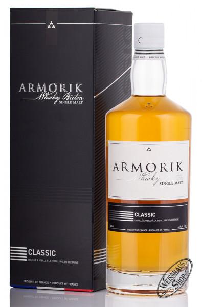 Armorik Classic Single Malt Whisky 46% vol. 0,70l