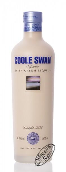 Coole Swan Irish Whiskey Cream Likör 16% vol. 0,70l