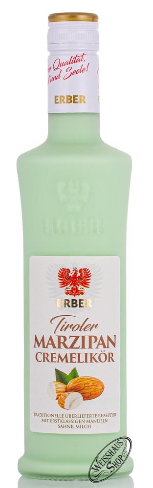 Erber GmbH Erber Tiroler Marzipan Cremelik�r 16% vol. 0,50l