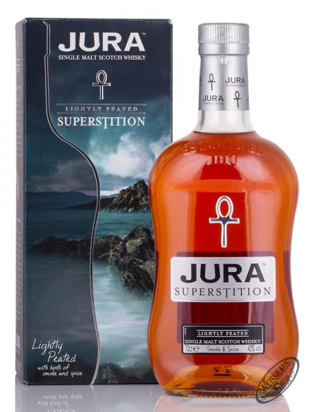 Isle Of Jura Superstition Single Malt Whisky 43% vol. 0,70l