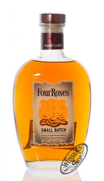 Four Roses Small Batch Bourbon Whiskey 45% vol. 0,70l
