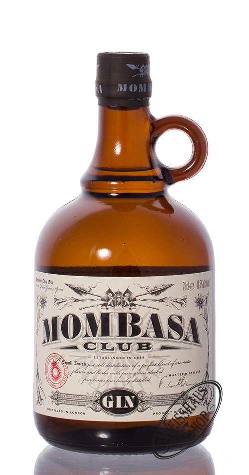 Mombasa Club London Dry Gin 41,5% vol. 0,70l