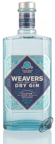 Weaver's Gin 42,5% vol. 0,70l