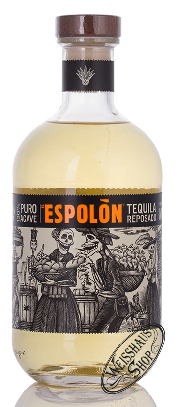 Espol�n Tequila Reposado 40% vol. 0,70l